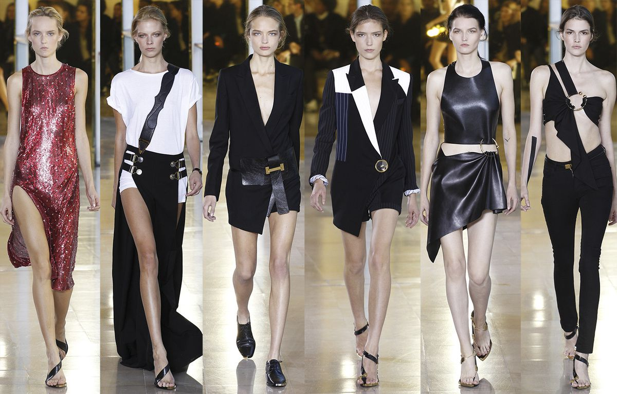 PFW / ANTHONY VACCARELLO SPRING 2016