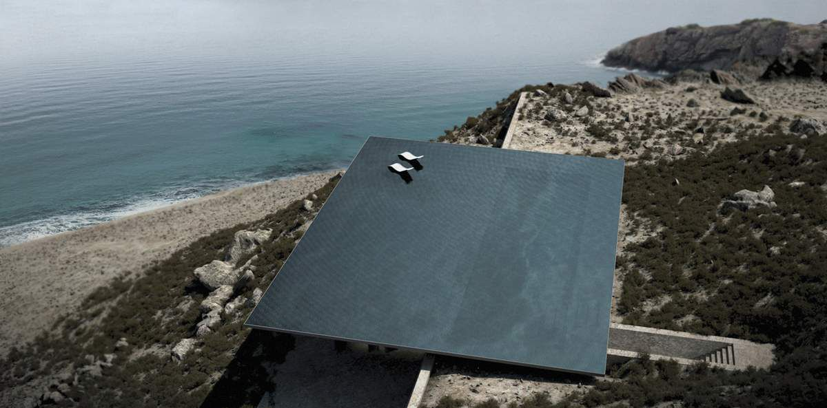 MIRAGE HOUSE by KOIS ARCHITECTURE / TINOS ISLAND, GREECE