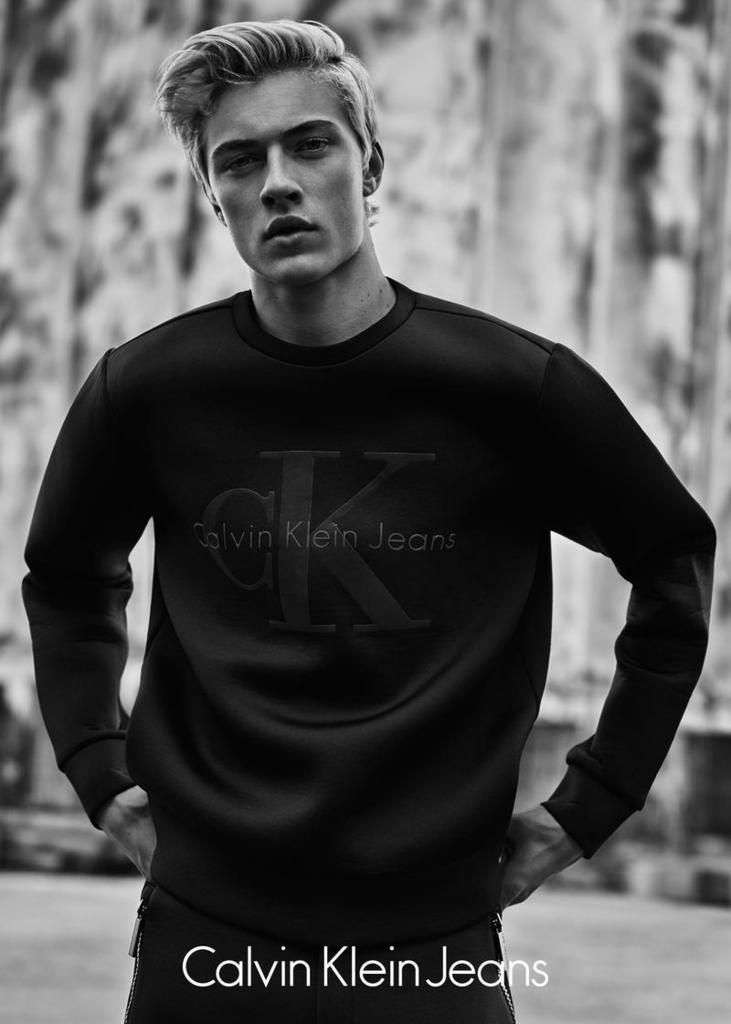 CALVIN KLEIN BLACK SERIES LIMITED EDITION FALL 15 CAMPAIGN