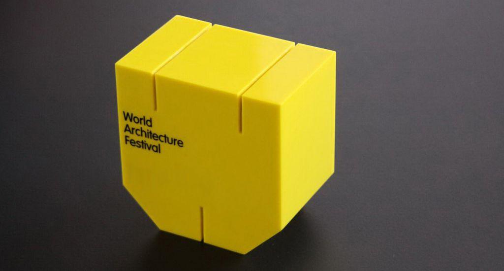 WORLD ARCHITECTURE FESTIVAL 2015 / WINNERS
