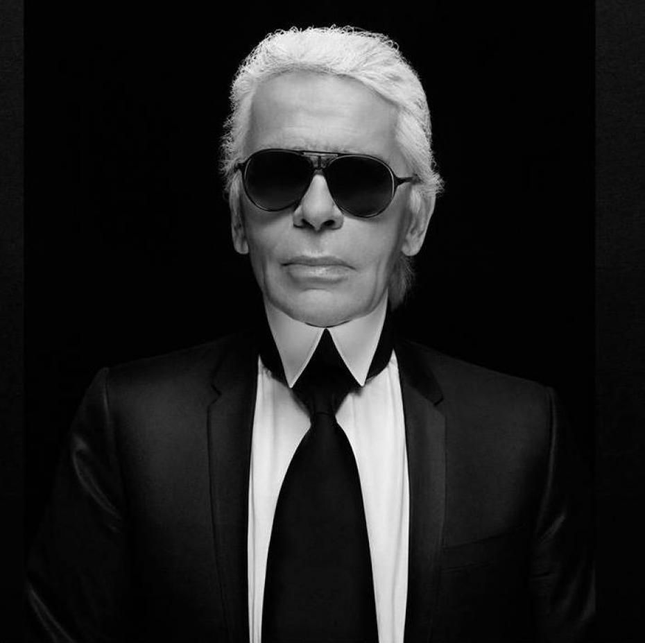 KARL LAGERFELD / OUTSTANDING ACHIEVEMENT AWARD 2015