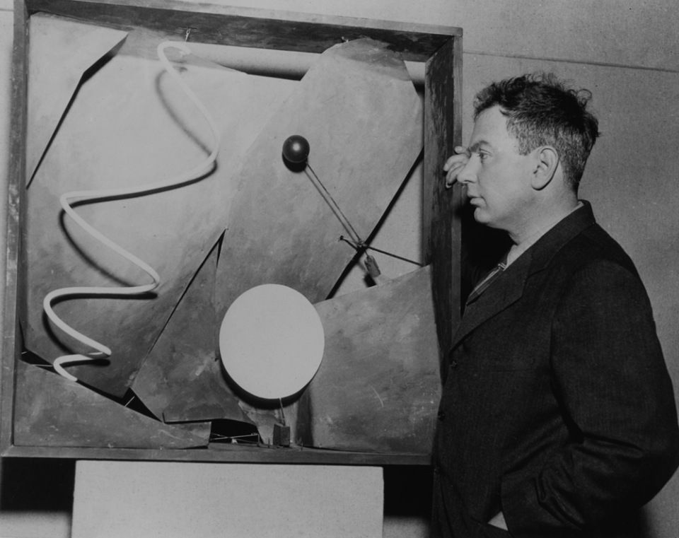 TATE / ALEXANDER CALDER : PERFORMING SCULPTURE