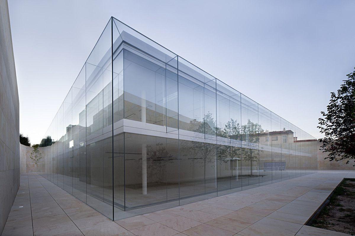 ALBERTO CAMPO BAEZA / 2015 BIGMAT INTERNATIONAL ARCHITECTURE AWARD