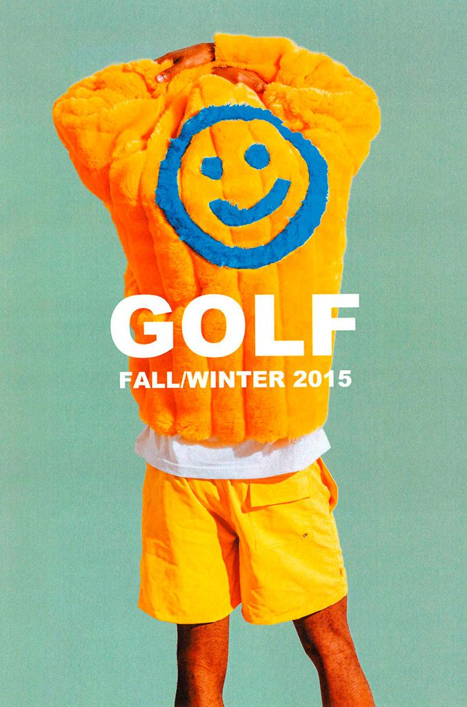 GOLF WANG / FALL WINTER 2015 LOOKBOOK