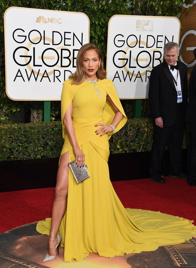 TOP 5 OF BEST DRESSED / GOLDEN GLOBE AWARDS 2016