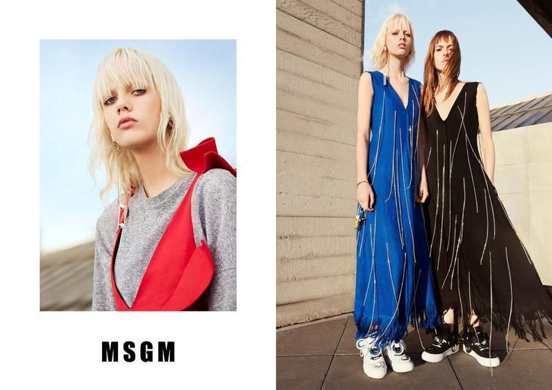 (c) MSGM / Ben Toms