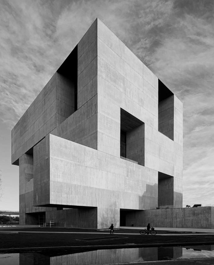 Innovation Center UC by Alejandro Aravena.