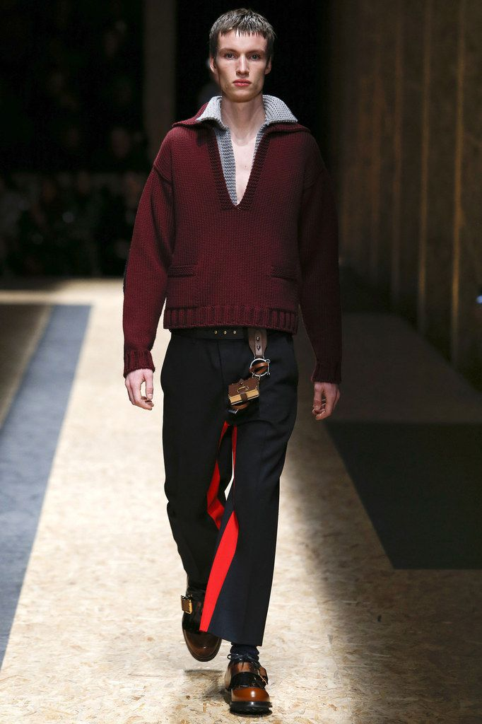 PRADA FALL/WINTER 2016
