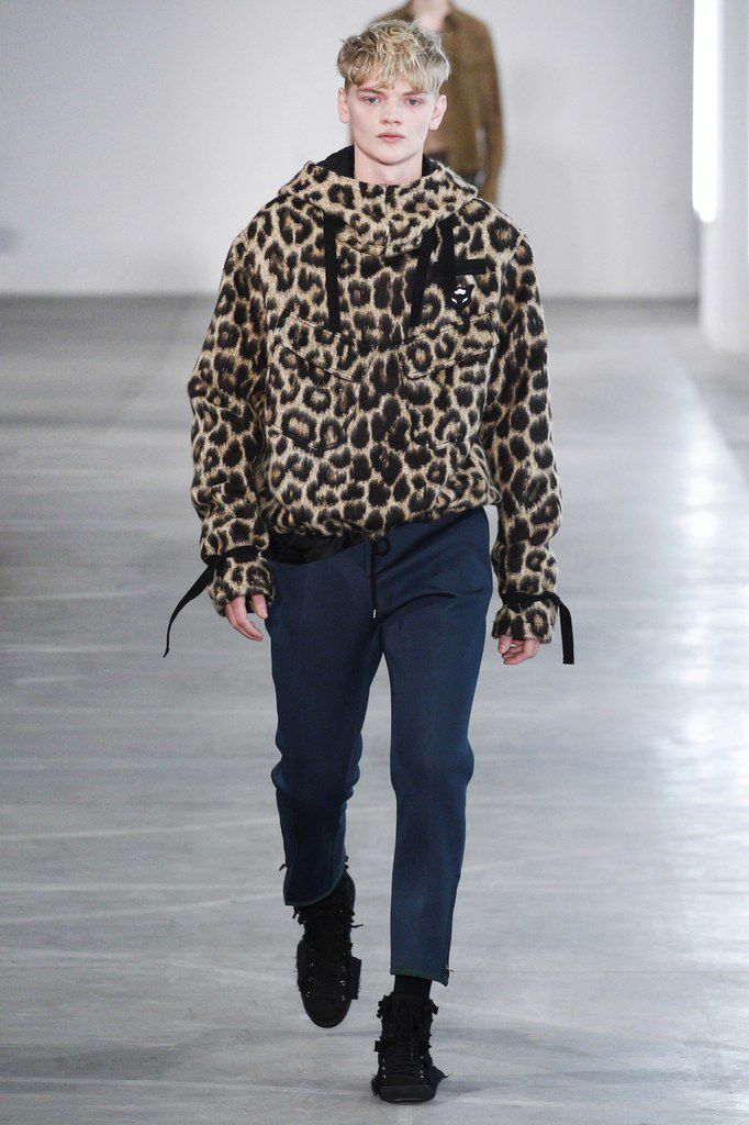 N°21 fall/winter 2016 Menswear.