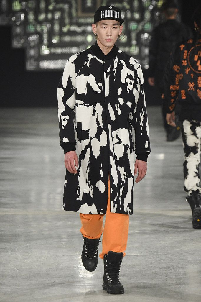 MARCELO BURLON, COUNTY OF MILAN FALL/WINTER  2016