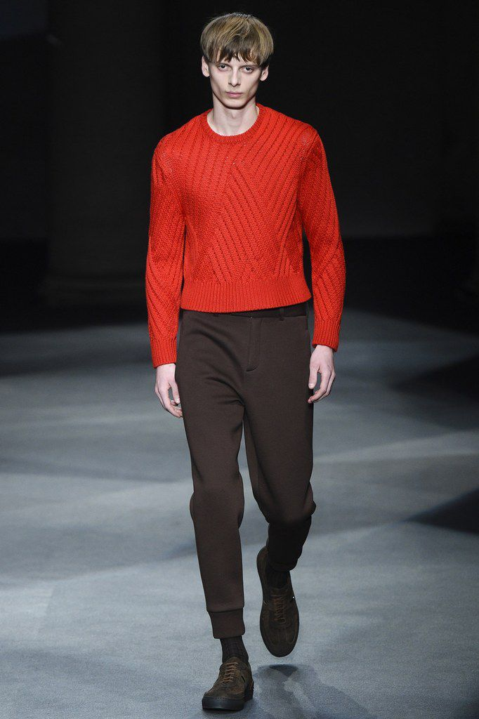 Neil Barrett w16 menswear