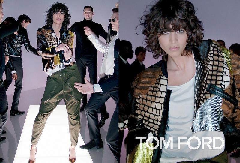 TOM FORD / SPRING 2016 CAMPAIGN