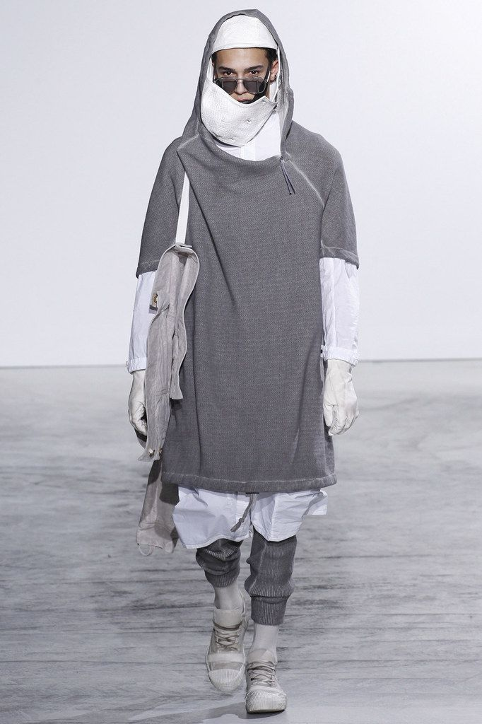 BORIS BIDJAN SABERI / FALL 2016 MENSWEAR