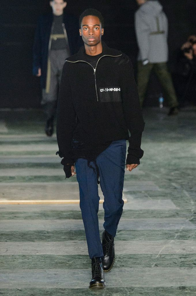 ETUDES STUDIO / FALL 2016 MENSWEAR