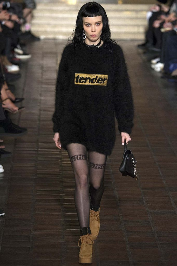ALEXANDER WANG FALL/WINTER 2016 NYFW