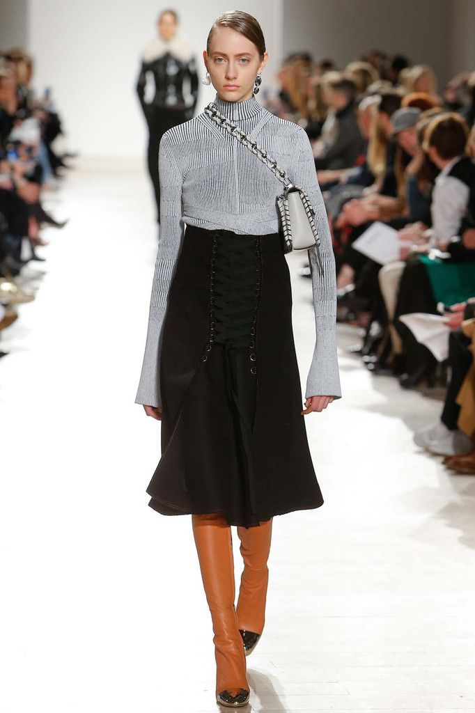 PROENZA SCHOULER FALL/WINTER 2016 NYFW