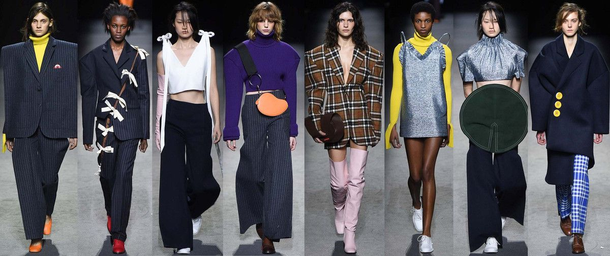 JACQUEMUS / FALL WINTER 2016 PFW