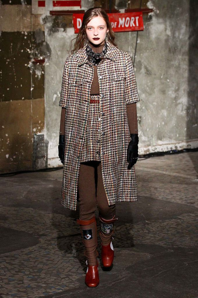 NEITH NYER / FALL WINTER 2016 PFW
