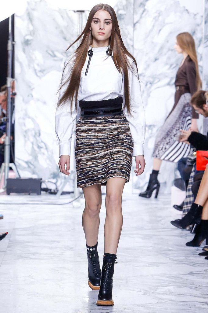 CARVEN / FALL WINTER 2016 PFW