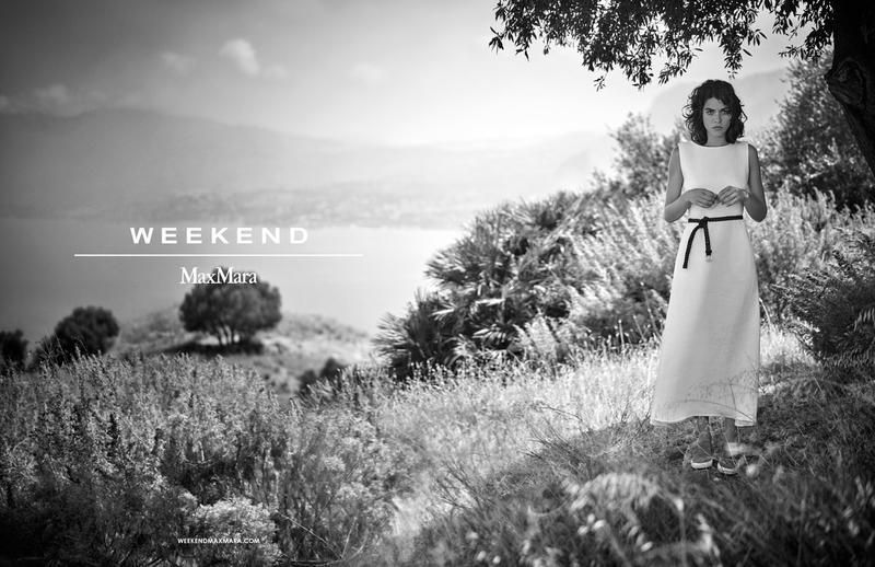 MAX MARA / WEEKEND SPRING 2016 CAMPAIGN