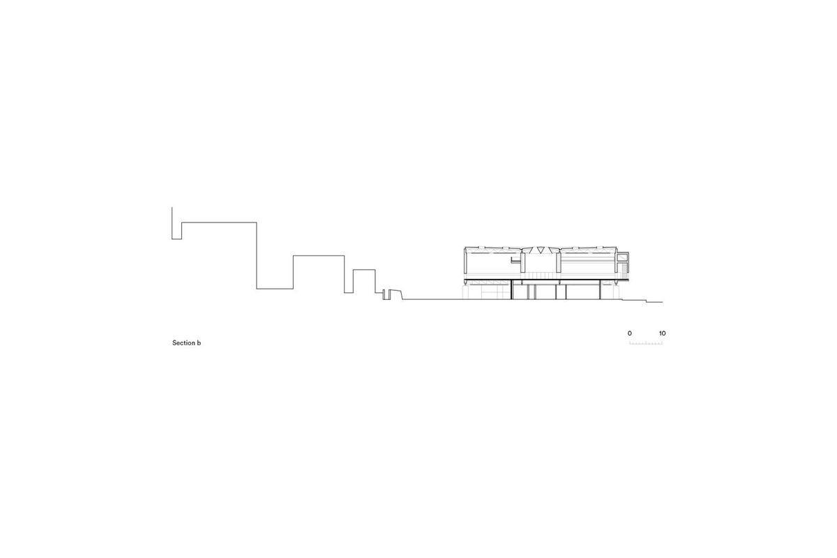 MUSEU NACIONAL DOS COCHES IN LISBON / PAULO MENDES DA ROCHA ARCHITECTURE