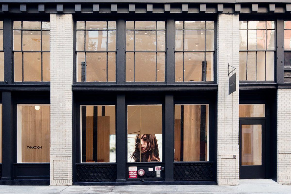 THAKOON FIRST FLAGSHIP STORE IN NYC / MANHATTAN