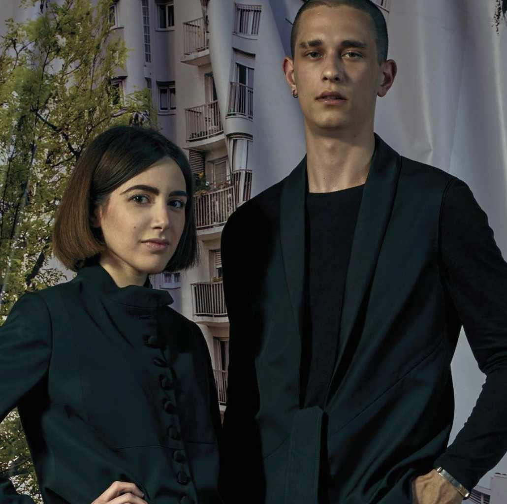 The Creatives behind the brand : Sara Rangchi & Raphaël Brisson