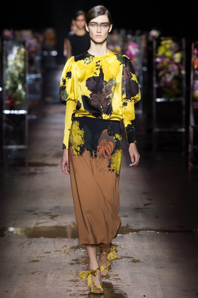 DRIES VAN NOTEN / SPRING 2017 RTW PFW