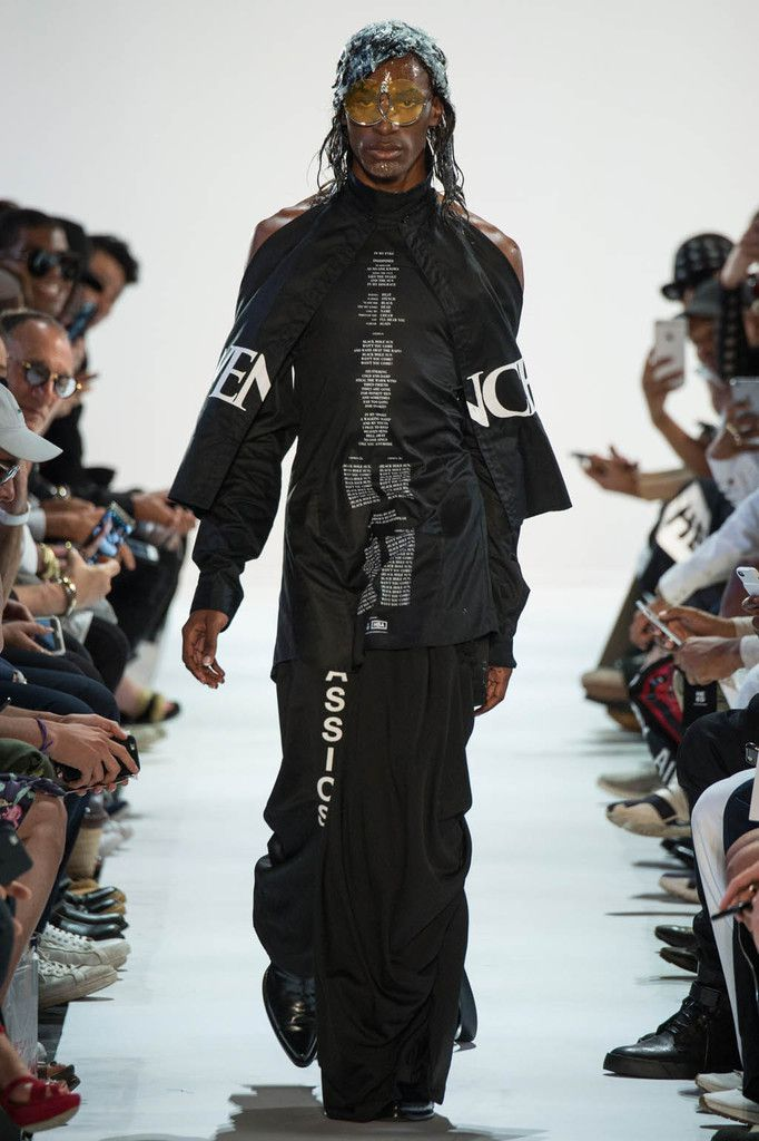 HBA_HOOD BY AIR / SPRING SUMMER 2017 RTW NYFW