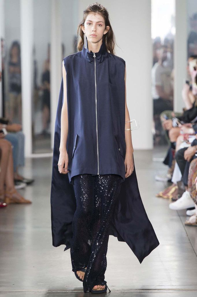 DION LEE / SPRING SUMMER 2017 NYFW