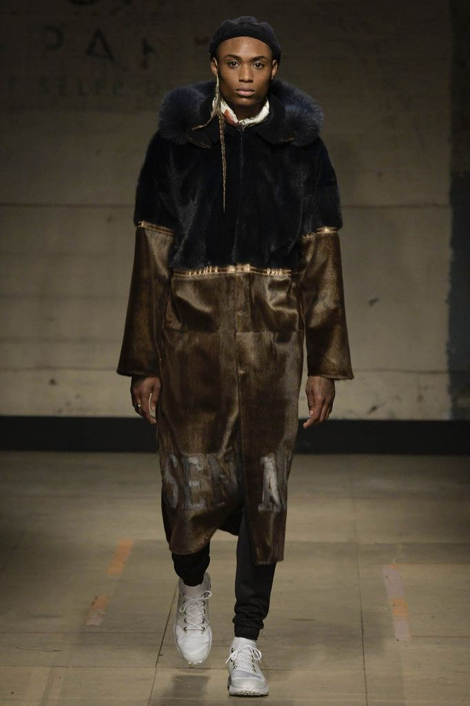 Astrid Andersen fw17 London Collections Men