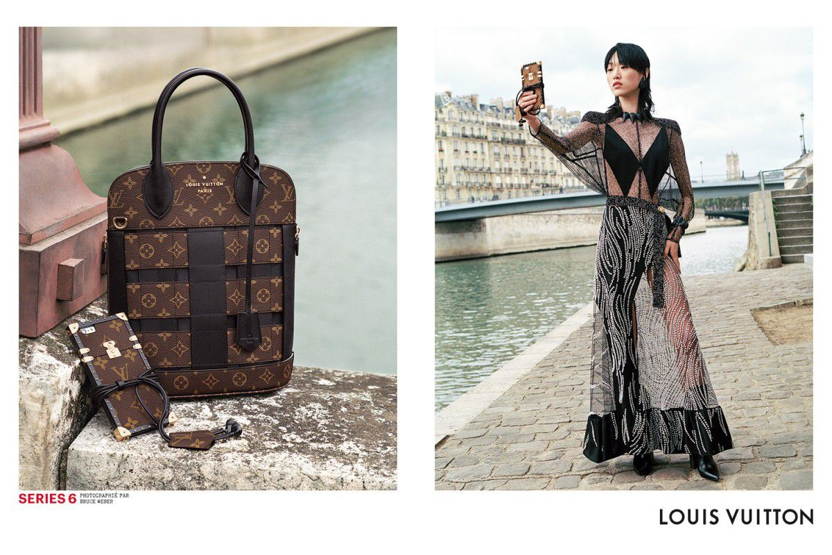 (c) Louis Vuitton