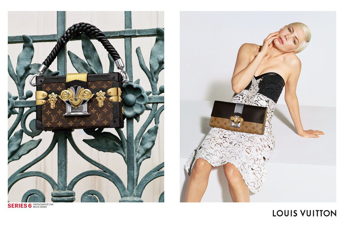 LOUIS VUITTON / SERIES 6 CAMPAIGN BY BRUCE WEBER