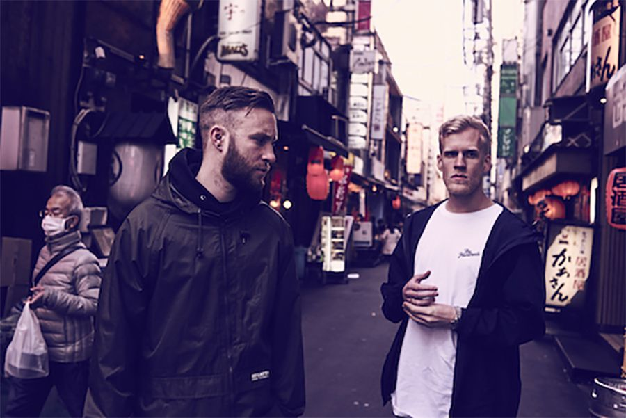 SNAKEHIPS AND MØ REVEAL OSHI REMIX OF THEIR HIT SINGLE / DON'T LEAVE