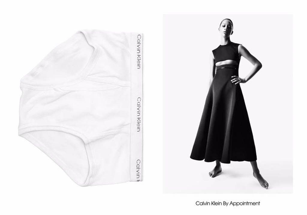 CALVIN KLEIN by APPOINTMENT / CAMPAIGN
