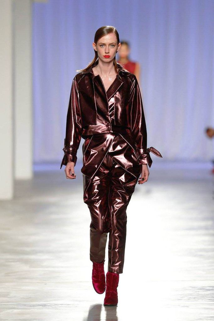 Luis Carvalho Autumn/Winter 2017 at ModaLisboa