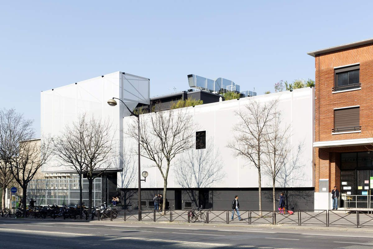 Ecole42 in Paris  / Photo (c) Michel Denancé