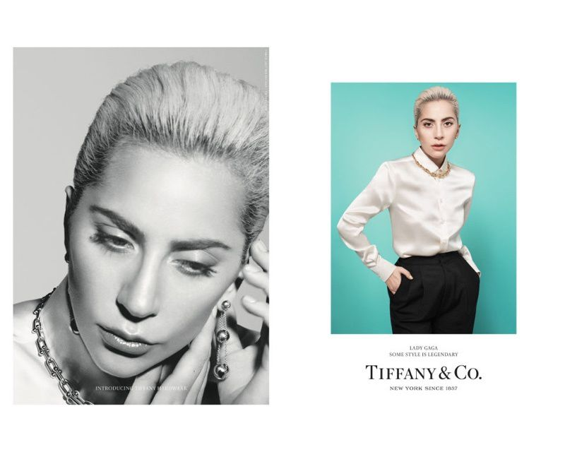(c) David Sims for Tiffany & Co