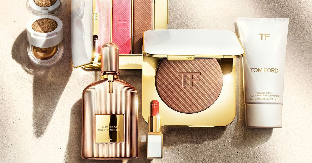 d1947460ac TOM FORD BEAUTY   SUMMER  SOLEIL  COLLECTION - Arc Street Journal