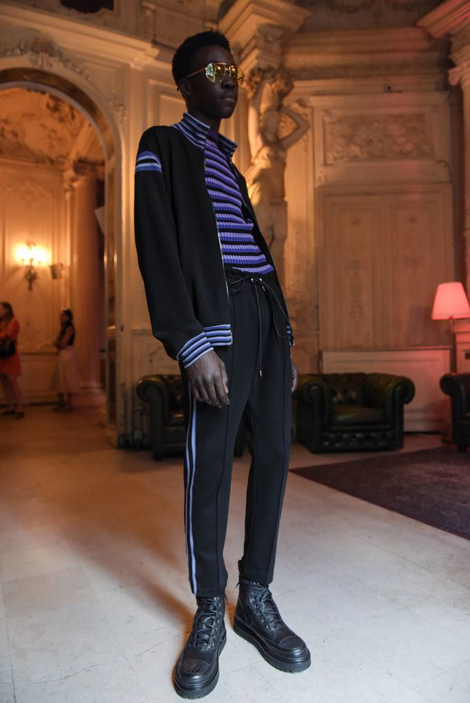 SELF MADE by GIANFRANCO VILLEGAS _SPRING/SUMMER 2018 PFW