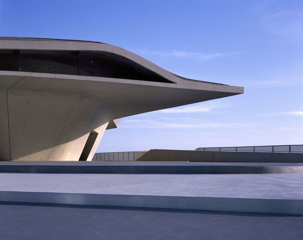 Transport - Zaha Hadid Architects - Salerno Maritime Terminal
