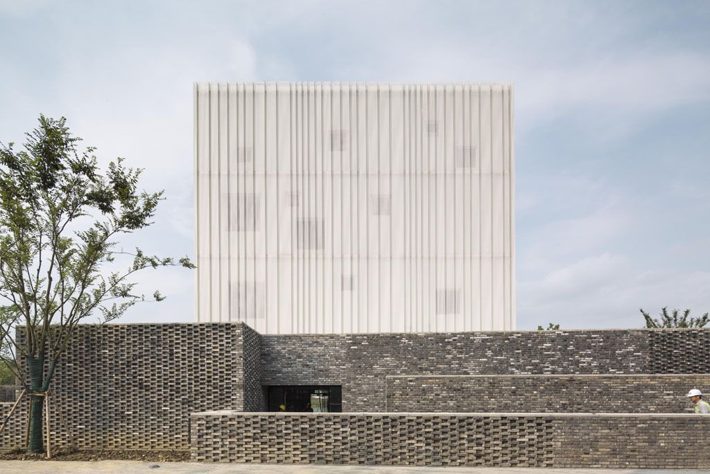 Civic and Community - Neri&Hu Design and Research Office - Suzhou Chapel