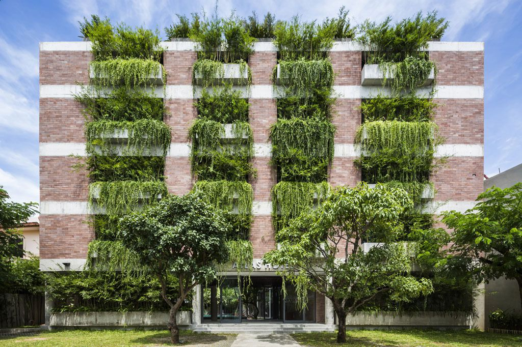 Hotel and Leisure - Vo Trong Nghia Architects - Atlas Hotel Hoi An