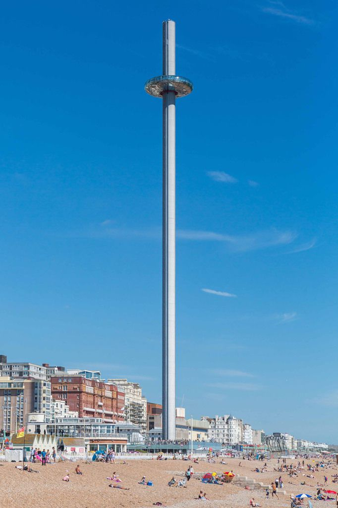 Hotel and Leisure - Marks Barfield Architects - British Airways i360