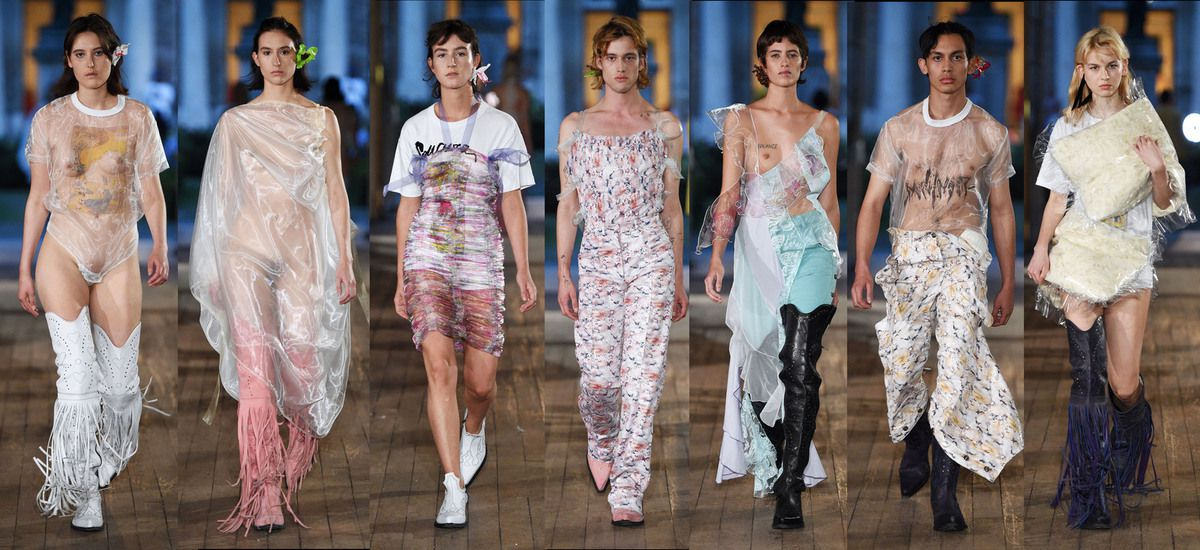 NEITH NYER SPRING-SUMMER 2018 PFW