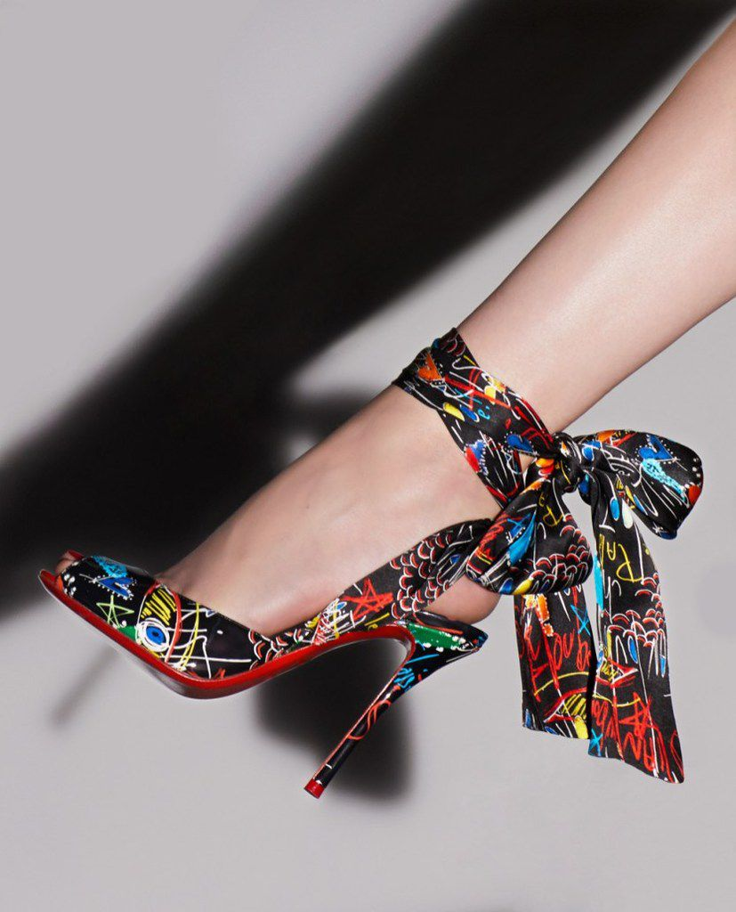 933d6a52f078 CHRISTIAN LOUBOUTIN SPRING 2018 COLLECTION - Arc Street Journal