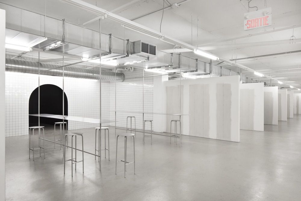 SSENSE HEADQUARTERS IN MONTREAL CANADA BY ...