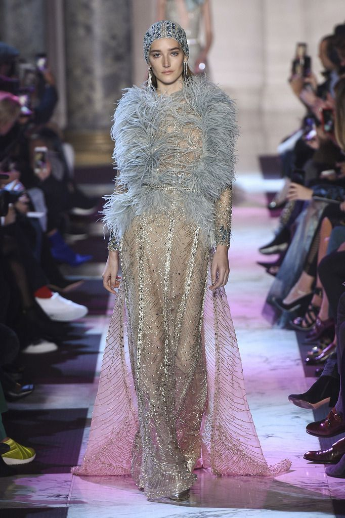 ELIE SAAB SPRING 2018 HAUTE COUTURE COLLECTION - Arc Street Journal ...