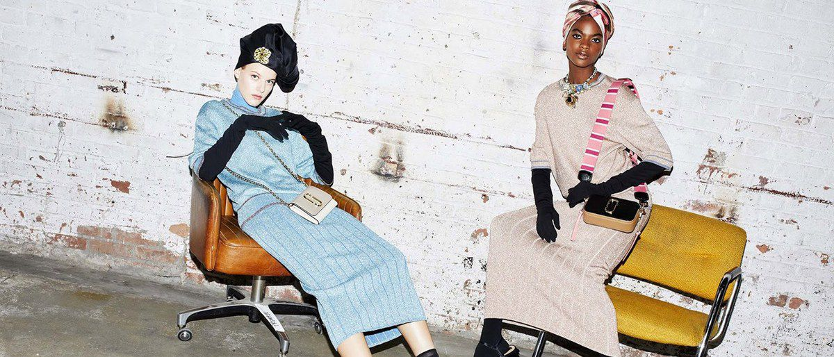 aebd7874a42 MARC JACOBS SPRING 2018 ACCESSORIES AD CAMPAIGN CAPTURED BY MACIEK ...