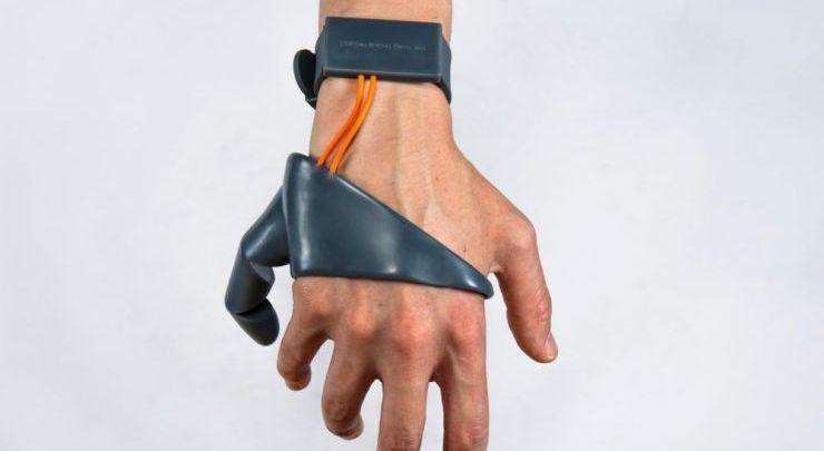 Ajouter un sixième doigt à votre main